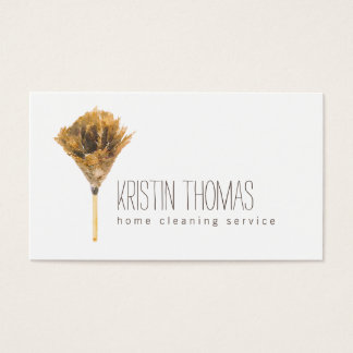 house cleaning cards