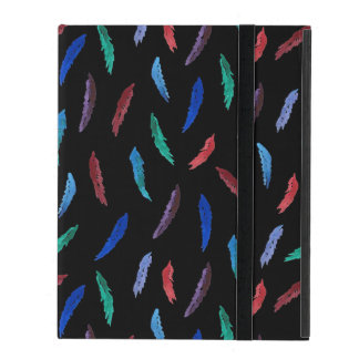 Watercolor Feathers iPad 2/3/4 Case