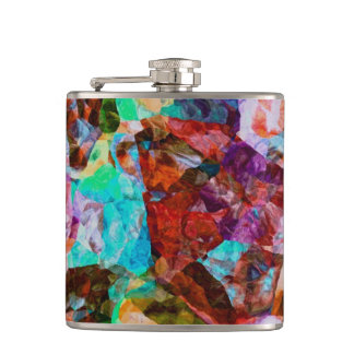 Watercolor Flasks