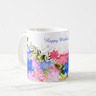 Watercolor Floral Border Mother's Day