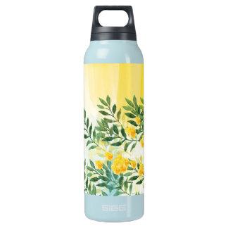 Watercolor floral Hot & Cold Bottle