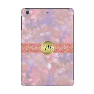 Watercolor Floral Monogram