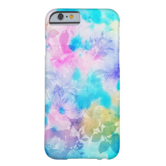 Watercolor Floral Painting Barely There iPhone 6 Case