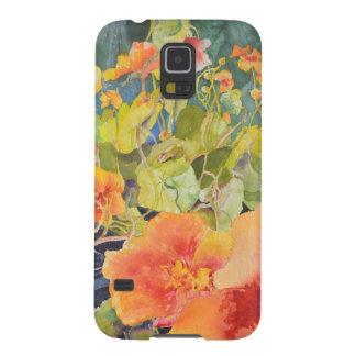 Watercolor Floral Samsung Phone Case