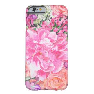 Watercolor Floral Tech Case