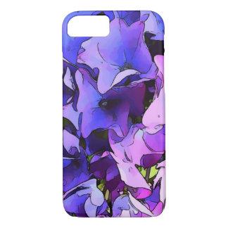 Watercolor Flowers iPhone 7 Custom Case