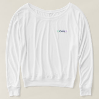 Watercolor Funfetti - Winter Frost T-Shirt