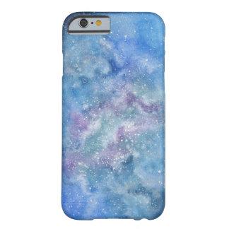 Watercolor Galaxy Phone Case