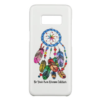 Watercolor gorgeous rainbow dream catcher Case-Mate samsung galaxy s8 case