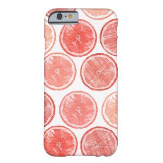 Watercolor Grapefruit Phone Case