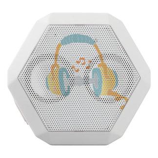 watercolor headphone.