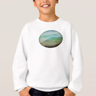 Watercolor Hills Sweatshirt