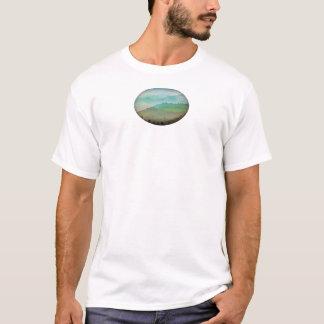 Watercolor Hills T-Shirt