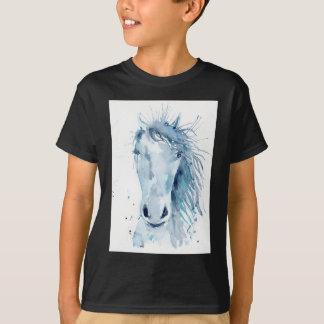 Watercolor horse portrait T-Shirt