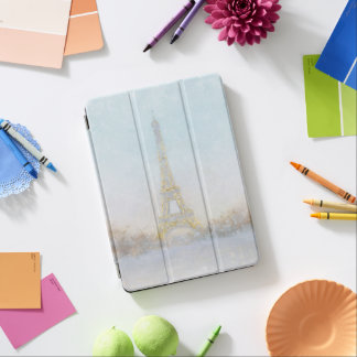 Watercolor | Image of Eiffel Towe iPad Air Cover