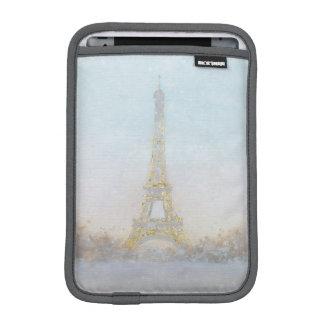 Watercolor | Image of Eiffel Towe iPad Mini Sleeve