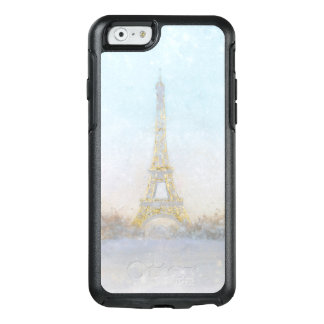 Watercolor   Image of Eiffel Towe OtterBox iPhone 6/6s Case