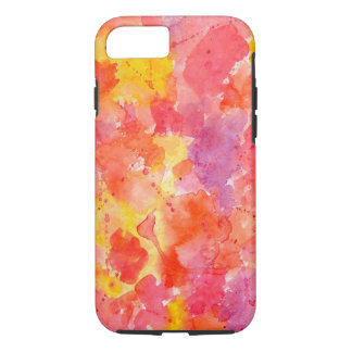Watercolor Joy iPhone 7 Case