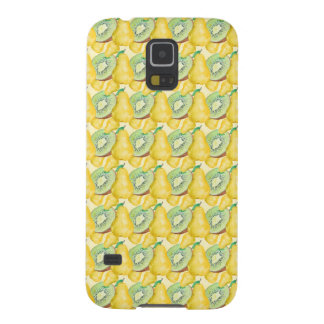 Watercolor Kiwi and Pear Galaxy S5 Case