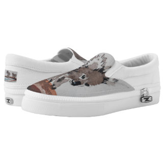 Watercolor Koala Shoes