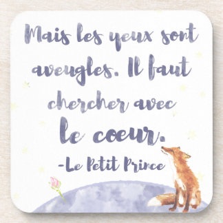 Watercolor Le Petit Prince The Little Prince Coasters