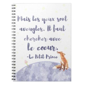 Watercolor Le Petit Prince The Little Prince Notebooks