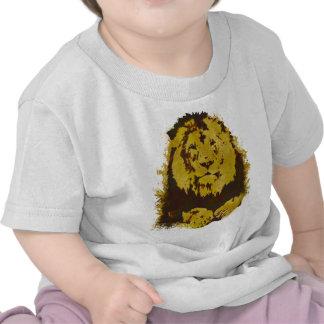 Watercolor Lion Shirt