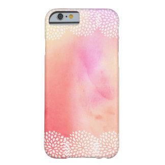 Watercolor Little Blossoms iPhone 6 Case