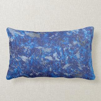 Watercolor Lumbar Cushion