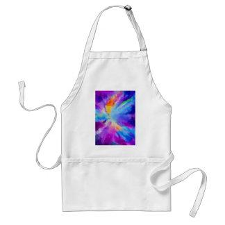 Watercolor Nebula Standard Apron