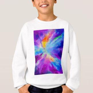 Watercolor Nebula Sweatshirt
