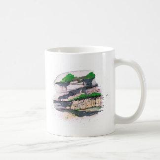 Watercolor Painting Mug
