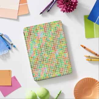 Watercolor Pastel Dots iPad Pro Cover