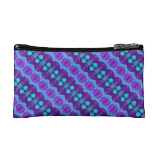 Watercolor Pattern II Cosmetic Bag