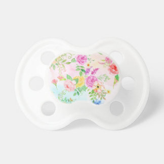 Watercolor Peach and Yellow Rose Pattern Dummy