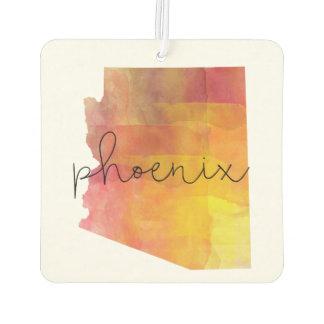 Watercolor Phoenix Arizona