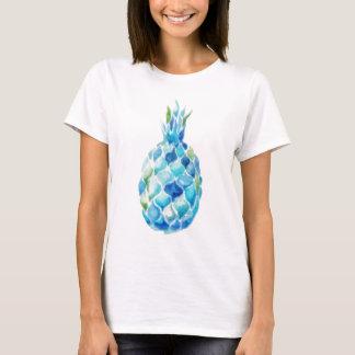 Watercolor Pineapple Design Shirt