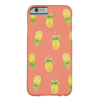 Watercolor Pineapple iPhone 6/6s Case