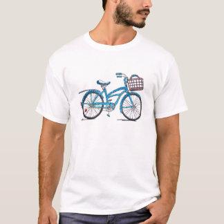 Watercolor Polka Dot Bicycle T-Shirt