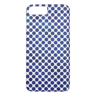 Watercolor Polka Dots Pattern iPhone 8 Plus/7 Plus Case