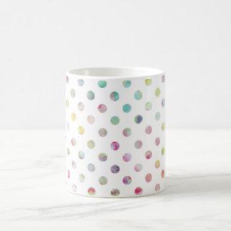 Watercolor Polkadot Pattern  Mug