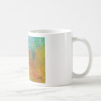 Watercolor prints on popular products coffee mug