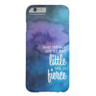 Watercolor quote case