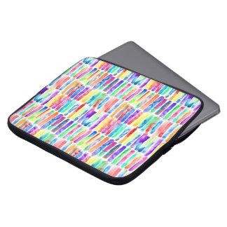 Watercolor Rainbow Laptop Sleeve