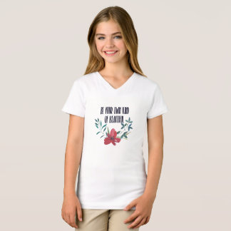 Watercolor sayings T-Shirt