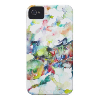 watercolor SCORPION iPhone 4 Cover