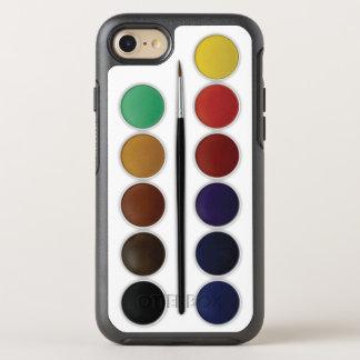 Watercolor Set OtterBox Symmetry iPhone 7 Case