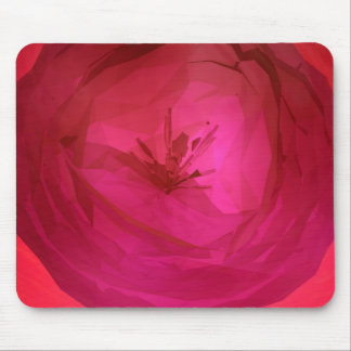 Watercolor Shimmering Rose ~ Mouse Pad~