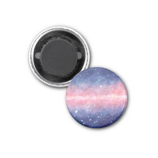 Watercolor Space magnet
