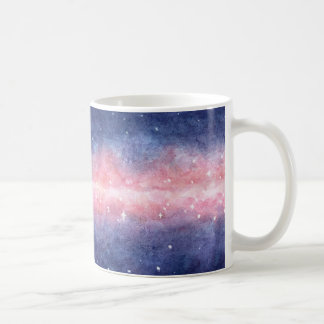 Watercolor Space Mug